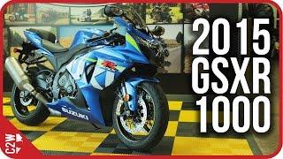 9. 2015 GSXR 1000 | First Ride