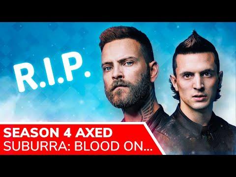 SUBURRA: BLOOD ON ROME (Suburra La Serie) Season 4 NOT Happening as Netflix Cancels Italian Series