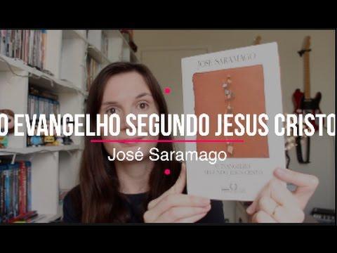 O Evangelho Segundo Jesus Cristo (Jose? Saramago) | Tatiana Feltrin