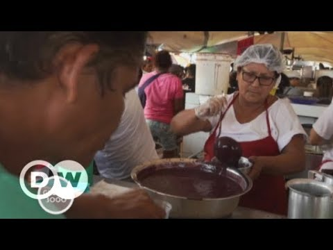Superfood - Acaí mit Fisch in Brasilien | DW Deutsch