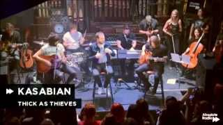Kasabian - Thick As Thieves (Acoustic Session)