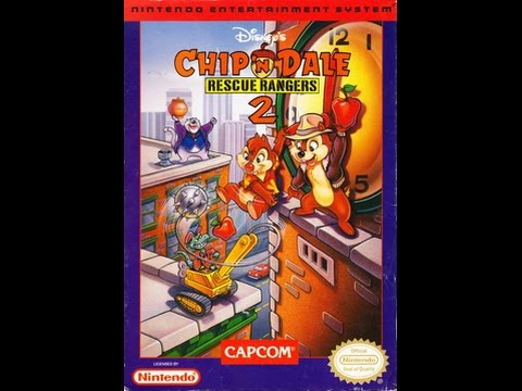chip n dale rescue rangers 2 nes rom