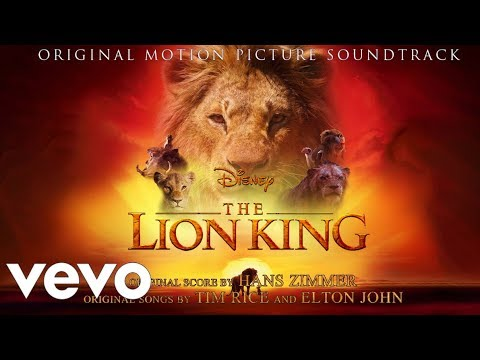 """Hans Zimmer - King Of Pride Rock/ Circle Of Life (Finale) (From """"The Lion King""""/Audio Only)"""