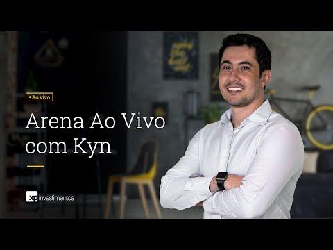 ARENA DO INVESTIDOR AO VIVO COM ALIAKYN - 29/07/2019.