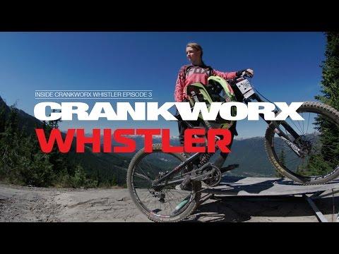 Crankworx 2016 - How To Become A Pro Mountain Biker (видео)