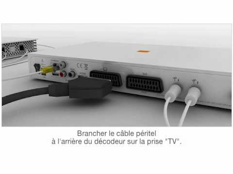 comment regler orange tv