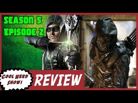 Arrow Season 5 Episode 2 : The Recruits
