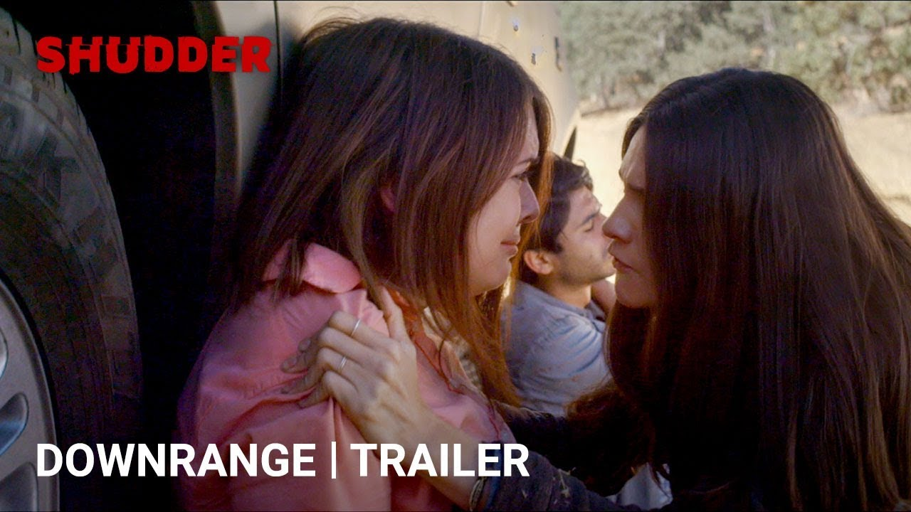 Downrange | Official Trailer [HD] | A Shudder Exclusive Horror Movie