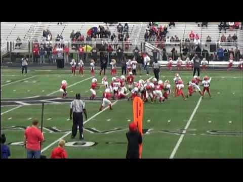 Princeton Lil Vikes Vs Fairfield  K1 Superbowl 2017