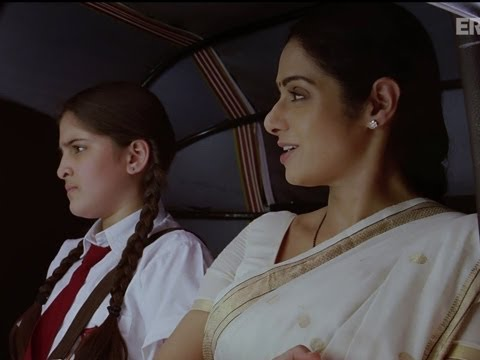 Kid has no respect for her mother   English Vinglish   Sridevi Best Movie