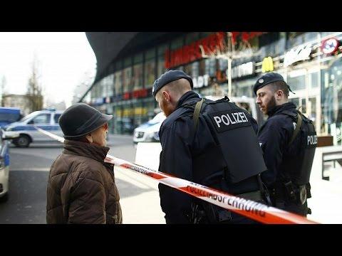 Συναγερμός στη Γερμανία-Απετράπη τρομοκρατική επίθεση