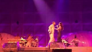 Rihanna ft. Drake - Work Anti World Tour Manchester