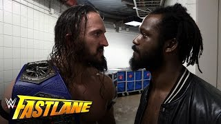 Nonton Neville Learns He Has A Cruiserweight Title Fight On Raw  Wwe Fastlane Exclusive  March 5  2017 Film Subtitle Indonesia Streaming Movie Download