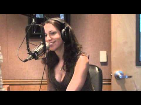 Comedian Rachel Feinstein on the KOMP Radio 92.3 Part 1