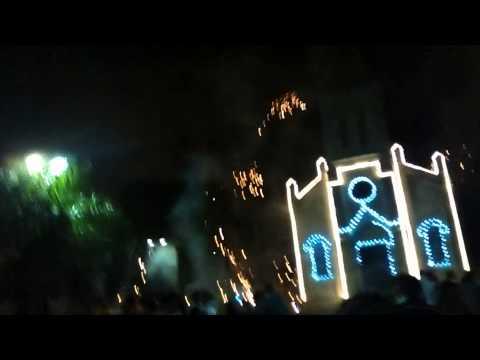 Virada de ano santa cruz da esperanca