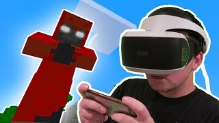 "👍 SMASH THAT ""LIKE"" button for more MINECRAFT POCKET EDITION VIRTUAL REALITY GAMEPLAY!🔔SUBSCRIBE TO MY CHANNEL: https://goo.gl/ugK53fToday, we spawn the new mob Entity 404 in Minecraft Pocket Edition Virtual reality! This entire gameplay was recorded in Minecraft PE VR. Minecraft Virtual reality or Minecraft Pocket Edition Gear VR gameplay is an epic experience that involves a realistic feel to Minecraft PE. If you want more Minecraft Pocket Edition virtual reality make sure to subscribe! Addon Download: http://mcpedl.com/entity-404-boss-addon/🎧  BrainPod Earbuds: http://amzn.to/2s1P3oC👕  EPIC SHIRTS: https://goo.gl/OFqe4A👾  JOIN My DISCORD: https://discordapp.com/invite/truetriz►FREE iTunes + Google Play Gift Cards: http://mistplay.co/TrueTriz                         Code: TRUETRIZ-------------------------------------------------------------------------------------------How to INSTALL ADDONS/TEXTURE PACKS in Minecraft Pocket Edition: https://youtu.be/lpjpfhjLjOA-------------------------------------------------------------------------------------------Follow me►  https://twitter.com/TrueTrizFollow me►  https://www.instagram.com/truetrizzy/Facebook►  https://www.facebook.com/TruetrizDISCORD► https://discordapp.com/invite/truetrizSUBSCRIBE TO MY NEW CHANNEL: https://goo.gl/E51YAc-------------------------------------------------------------------------------------------Use Code ""TRIZ"" for 10% OFF your ENTIRE purchase of GFuel! ► http://gfuel.com/What is Minecraft Pocket Edition? Minecraft: Pocket Edition is the mobile version of Minecraft developed by Mojang. Subscribe for more Minecraft Pocket Edition update information news, Minecraft PE addon creations, as well as me trying to play Minecraft Pocket Edition as a baby on funny epic moment montages in Minecraft Pocket Edition! Sometimes I even play Minecraft PE at 3:00 AM!! But I recommend that you do not play Minecraft Pocket Edition at 3:00 AM because scary things might happen to your Minecraft PE device!-------------------------------------------------------------------------------------------If you read this, comment "" VR """