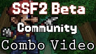 SSF2 Beta Community Combo Video