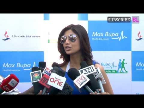 Shilpa Shetty To inaugurate walk for health in Mum