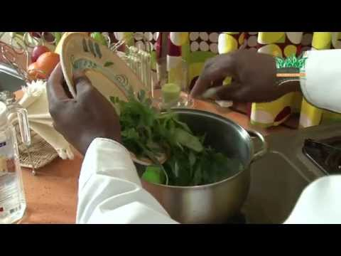 African Nightshade (Managu) Recipe