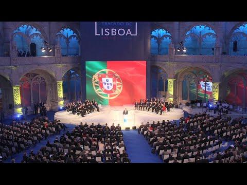 Minuto Europeu nº 21 - Tratado de Lisboa