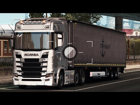 Scania S, R & P (Nextgen)