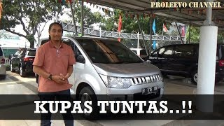 Download Video Mobil Bekas LEGA & NYAMAN, Mitsubishi DELICA 2014 MP3 3GP MP4