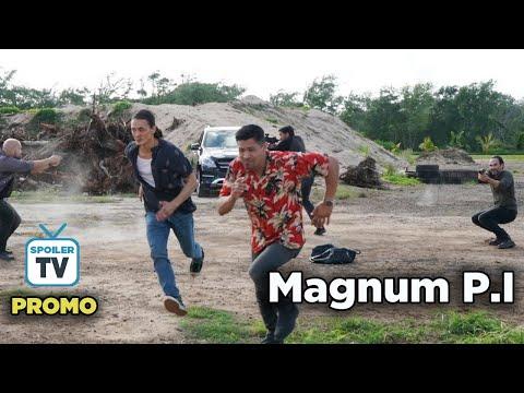 """Magnum P.I. 1x08 Promo """"Die He Said"""""""
