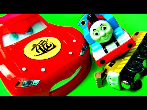 Crash - Thomas crash adventures Episode 2 accidents will happen. Thomas the Tank Engine And friends get into all sorts of accidents and crashes! Hope you like :) Learning how to say