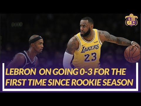 Video: Lakers Nation Post Game: LeBron Talks About Tough Overtime Loss to the Spurs