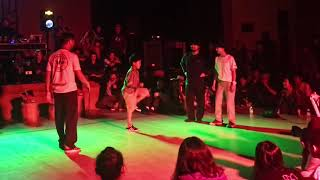Gucchon & Joe vs Ringo Winbee & Poppin DS – SDCJ 2019 POP FINAL