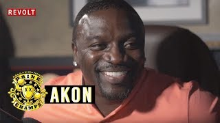 Akon | Drink Champs (Full Episode)
