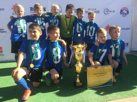 Чемпионы!!! Финал Junior Footballer Cup 2016 по 2009гр