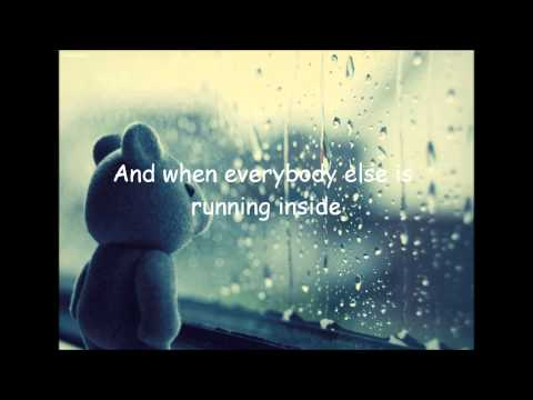 ☁ I Love The Rain - Claude Kelly (Lyrics On Screen & DL) ☁