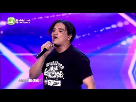"""متسابق مصري يفاجئ محكمي Arabs Got Talent بأغنية للـ""""عقارب"""""""