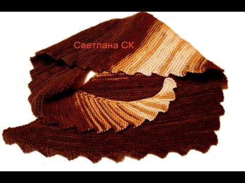 lavori a maglia - baktus (tutorial)