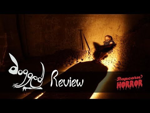 DOGGED Review: RJ Bayley Horror Reviews