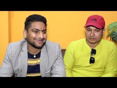 (Interview With Musician Kiran Pahadi and Model Sushan Pathak...18 min.)