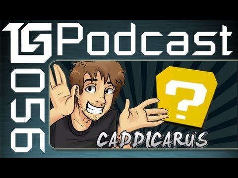 tgs - Welcome to another TGS Podcast! This week Caddicarus talks with TotalBiscuit, Jesse Cox and Dodger! Subscribe to TGS for new Podcasts every week: http://goo....