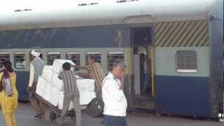 Allahabad India  City pictures : Allahabad railway station, India