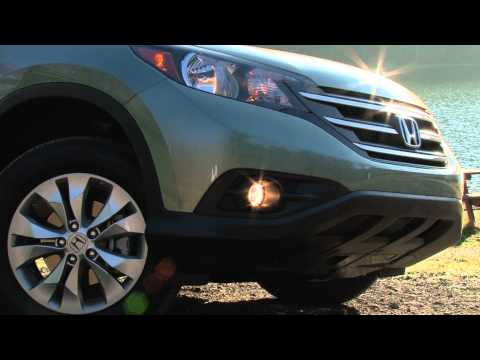2012 Honda CR V - Drive Time review of the all-new 2012 Honda CR-V AWD EX-L Nav by auto critic Steve Hammes www.DriveTime.cc @DriveTimeVideos.