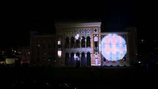 افتتاح مجلس المدينة في سراييفو