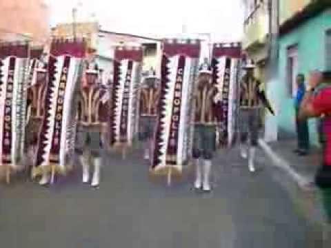 PELOTÃO MASCULINO DA BMMC EM PACATUBA