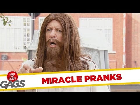 Troll Hài Hước - Miracle Pranks - Best of Just For Laughs Gags