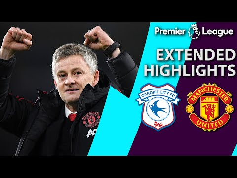Video: Cardiff City v. Manchester United | PREMIER LEAGUE EXTENDED HIGHLIGHTS | 12/22/18 | NBC Sports