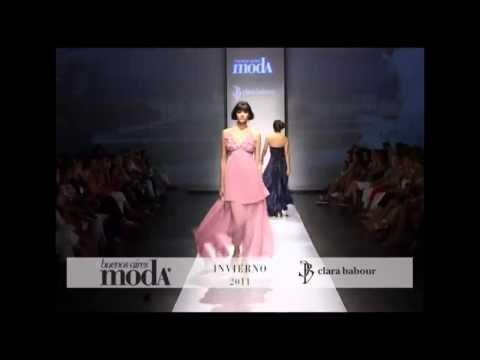 Desfile Clara Babour - Buenos Aires Moda