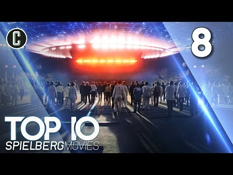 Top 10 Spielberg Movies: Close Encounters of the Third Kind - #8