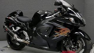 7. 2009  SUZUKI  GSX1300R HAYABUSA - National Powersports Distributors