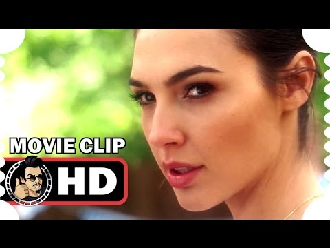 KEEPING UP WITH THE JONESES Movie Clip - Skills (2016) Gal Gadot Comedy Movie HD