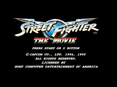 Street Fighter: The Movie (PSX/Saturn) - Akuma Theme