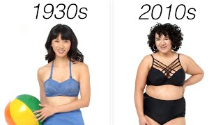 100 Years of Bikinis   Glamour